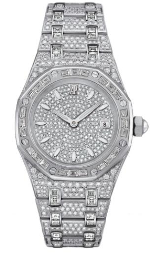 爱彼表皇家橡树怎么样?爱彼表档次高吗?手表品牌